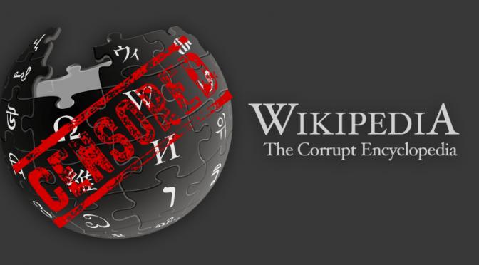 Wikipédia: a enciclopédia corrupta